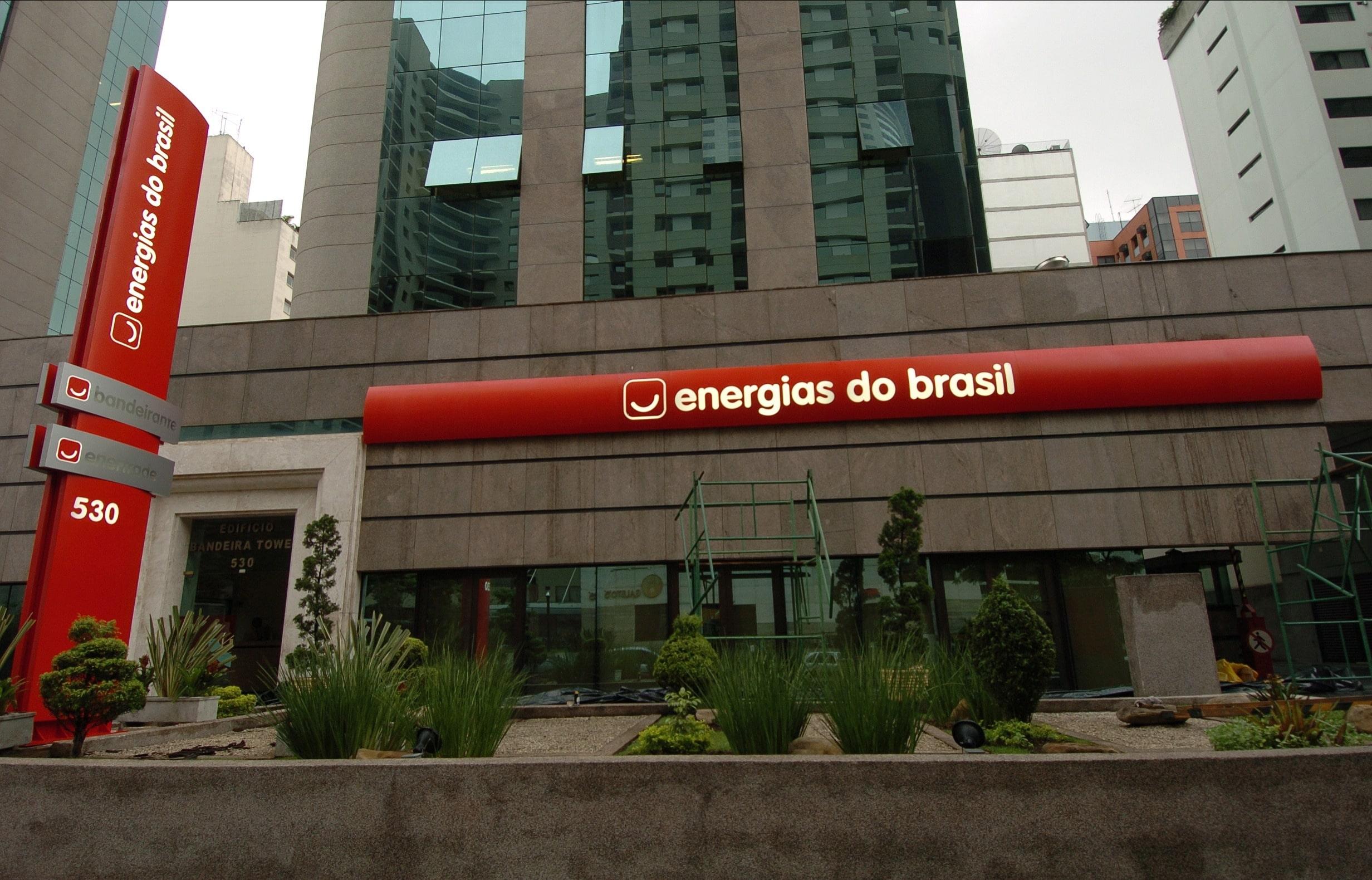 Energias do Brasil - ENBR3