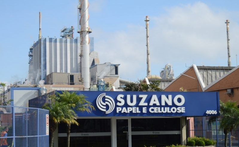 Suzano - SUZB3