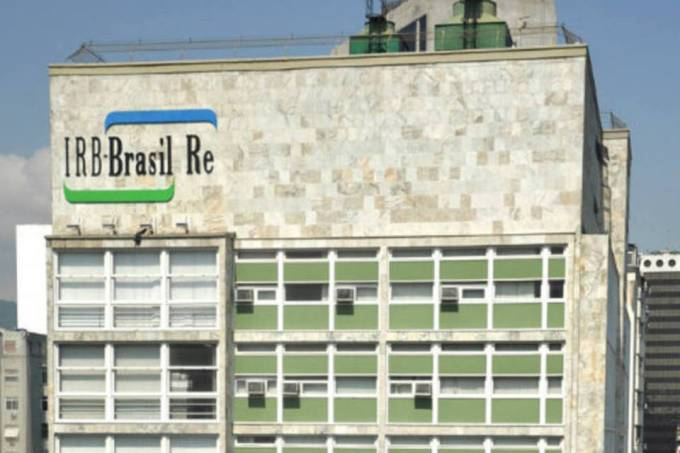IRB Brasil - IRBR3