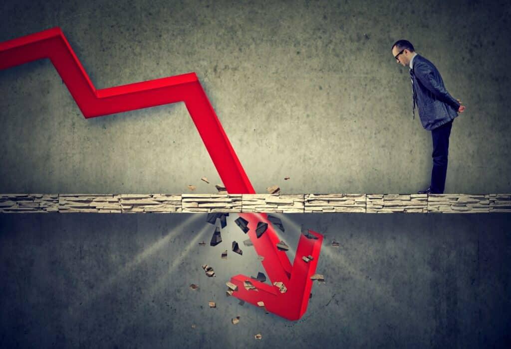 Depressão econômica, o que é? Causas e diferenças entre recessão